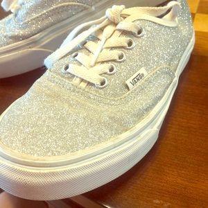 Sparkle Van shoes.